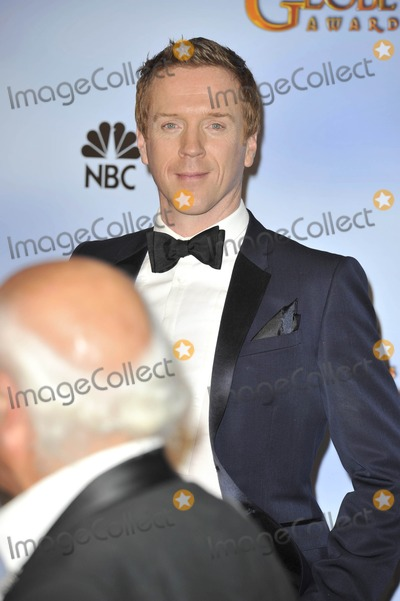 Damian Lewis Photo - The 69th Annual Golden Globes Beverly Hills Press Room