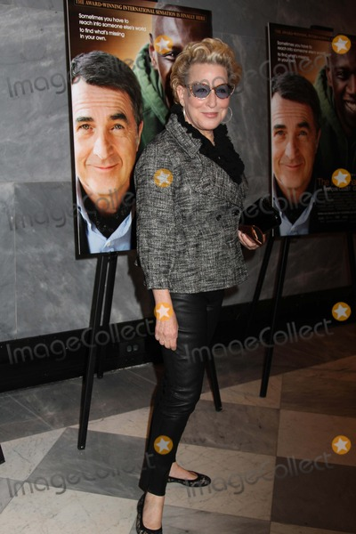 Harvey Weinstein,Bette Midler Photo - The Intouchables Screening-nyc