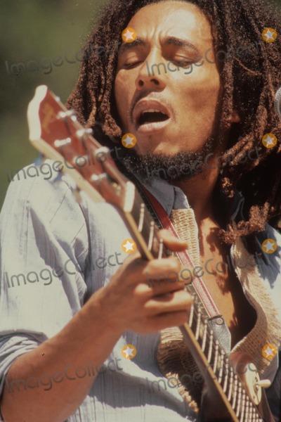 Bob Marley Photos - Bob Marley 20952 Supplied by Globe Photos Inc