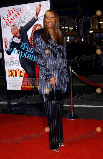Temptations,Yolanda Adams Photo - The Fighting Temptations Premiere