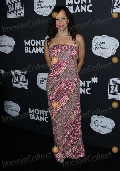 The Shore,Rosie Perez Photo - The 24 Hour Playslos Angeles -After Party