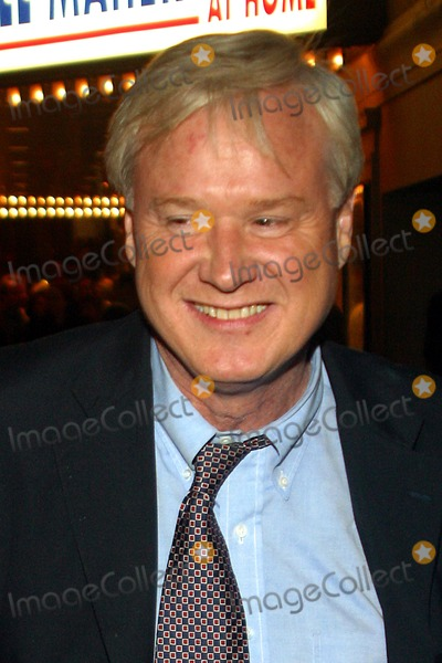 Chris Matthews,Bill Maher Photo - Archival Pictures - Globe Photos - 72845