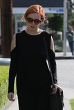 Andy LeCompte Photo - February 13th 2014 - Rumer Willis at Andy Lecompte Salon Credit Vidaface to face