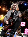 Tommy Shaw Photo - May 20 2012 - Styx along with REO Speedwagon and Ted Nugent made a stop on their tour at the Verizon Wireless Amphitheater in Alpharetta GA where they performed for a packed house of classic rock fans Photo credit Dan HarrAdMedia