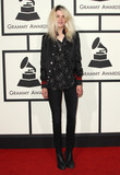 Alison Mosshart Photo - 15 February 2016 - Los Angeles California - Alison Mosshart 58th Annual GRAMMY Awards held at the Staples Center Photo Credit AdMedia