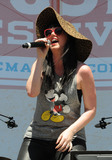 Shawna Thompson Photo - 10 June 2016 - Nashville Tennessee - Thompson Square Shawna Thompson 2016 CMA Music Festival Riverfront Stage Photo Credit Dara-Michelle FarrAdMedia