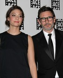 Anne-Sophie Bion Photo - 18 February 2012 - Beverly Hills California - Anne-Sophie Bion Michel Hazanavicius 62nd Annual ACE Eddie Awards Held At The Beverly Hilton Hotel Photo Credit Kevan BrooksAdMedia