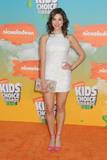 Kira Kosarin Photo - 12 March 2016 - Inglewood California - Kira Kosarin 2016 Nickelodeon Kids Choice Awards held at The Forum Photo Credit Byron PurvisAdMedia