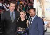 Kristen Bell Photo - 20 March 2017 - Hollywood California - Dax Shepard Kristen Bell Michael Pena CHiPS Los Angeles Premiere held at TCL Chinese Theatre Photo Credit Dylan LujanoAdMedia