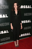 Anne Hathaway Photo - 04 April 2017 - Los Angeles California - Anne Hathaway Colossal - Los Angeles Premiere held at Vista Theatre Photo Credit AdMedia