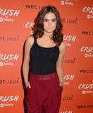 Maia Mitchell Photo - 06 November  2013 - West Hollywood California - Maia Mitchell Arrivals at the Crush by ABC Family held at The London Hotel in West Hollywood Ca Photo Credit Birdie ThompsonAdMedia