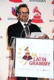 Aleks Syntek Photo - 25 September 2013 - Hollywood California - Aleks Syntek 14th Annual Latin GRAMMY Awards Nominations held at Avalon Hollywood Photo Credit Byron PurvisAdMedia
