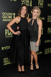 Chloe Bennet Photo - 18 November 2015 - West Hollywood California - Chloe Bennet Emily Bett Rickards Hollywood Foreign Press Association and InStyle Celebrate The 2016 Golden Globe Award Season held at Ysabel Photo Credit Byron PurvisAdMedia