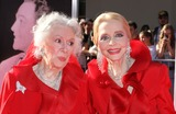 Anne Rutherford Photo - 28 April 2011 - Hollywood California - Ann Rutherford and Anne Jefferys 2011 TCM Classic Film Festival Opening Night Held At The Grauman Chineses Theatre Photo Kevan BrooksAdMedia