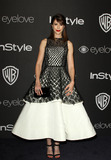 Amanda Crew Photo - 8 January 2017 - Los Angeles California - Amanda Crew InStyle  Warner Bros Pictures Golden Globes After Party 2017 held at the Beverly Hilton Hotel Photo Credit AdMedia