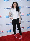 Alessia Cara Photo - 02 December 2016 - Los Angeles California - Alessia Cara 1027 KIIS FMs Jingle Ball 2016 held at Staples Center Photo Credit Birdie ThompsonAdMedia