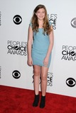 Abigail Hargrove Photo - 8 January 2014 - Los Angeles California - Abigail Hargrove 40th Annual Peoples Choice Awards - Arrivals held at Nokia Theatre LA Live Photo Credit Byron PurvisAdMedia