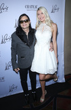 Anne Mitchell Photo - 19 November 2016 - Las Vegas NV - Corey Feldman Courtney Anne Mitchell  Corey Feldman celebrates his engagement to fiance Courtney Anne Mitchell by throwing a joint bachelor and bachelorette party at Chateau Nightclub and Rooftop  Photo Credit MJTAdMedia