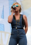 Maggie Rose Photo - 05 June 2014 - Nashville Tennessee - Maggie Rose 2014 CMA Music Festival held at the Chevrolet Riverfront Stage Photo Credit Dara-Michelle FarrAdMedia