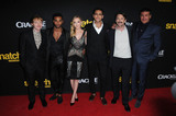 Lucien Laviscount Photo - 09 March 2017 - Culver City California - Rupert Grint Luke Pasqualino Phoebe Dynevor Lucien Laviscount Dougray Scott Tamer Hassan  Los Angeles screening of Crackles Snatch held at The ArcLight Theater in Culver City Photo Credit Birdie ThompsonAdMedia