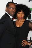 Courtney B Vance Photo - 21 October 2013 - Beverly Hills California - Courtney B Vance Angela Bassett 17th Annual Hollywood Film Awards Gala held at the Beverly Hilton Hotel Photo Credit Byron PurvisAdMedia