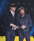 Ashton Kutcher Photo - 07 June 2017 - Nashville Tennessee -  Ashton Kutcher Danny Masterson 2017 CMT Music Awards held at Music City Center Photo Credit Laura FarrAdMedia