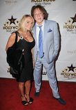 Eddie Money Photo - 25 October 2016 - Hollywood California Eddie Money Hollywood Walk Of Fame Honors held at Taglyan Complex Photo Credit Birdie ThompsonAdMedia