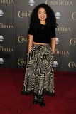 Aisha Dee Photo - 1 March 2015 - Los Angeles California - Aisha Dee Cinderella World Premiere held at the El Capitan Theatre Photo Credit Byron PurvisAdMedia