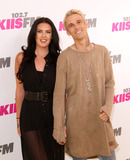 Aaron Carter Photo - 13 May 2017 - Los Angeles California - Aaron Carter with grilfriend Madison Parker KIIS FMs Wango Tango 2017 held at the StubHub Center Photo Credit AdMedia
