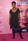 Adina Porter Photo - 06 October 2016 - Los Angeles California Adina Porter Premiere of HBOS new comedy series Insecure held at Nate Holden Performing Arts Center Photo Credit Birdie ThompsonAdMedia