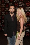 Anthony Quinn Photo - 06 August 2011 - Actor Francesco Quinn the third son of actor Anthony Quinn died at his home in Malibu on August 5 2011 reportedly from a heart attack Francesco was best known for his roles in Platoon and television series JAG and 24 File Photo 8 June 2005 - Los Angeles California - Francesco Quinn and wife  Into the West TNT West Coast Premiere held at the Directors Guild of America  Photo Credit Zach LippAdMedia