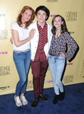 Ashley Boettcher Photo - 08 July 2016 - Burbank Robyn Lively Sloane Morgan Siegel Ashley Boettcher Arrivals for the Celebration of Amazons Gortimer Gibbons Life On Normal Street Season 2 premiere held at Racers Edge Indoor Karting Photo Credit Birdie ThompsonAdMedia