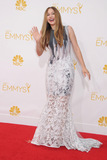 Taissa Farmiga Photo - 25 August 2014 - Los Angeles California - Taissa Farmiga 66th Annual Primetime Emmy Awards - Arrivals held at Nokia Theatre LA Live Photo Credit Byron PurvisAdMedia
