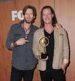 Brian Kelley Photo - 01 May 2016 - Inglewood California - Florida Georgia Line Brian Kelley Tyler Hubbard 2016 American Country Countdown Awards - Press Room held at The Forum Photo Credit Birdie ThompsonAdMedia
