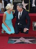 Yolanda Hadid Photo - 31 May 2013 - Hollywood California - Yolanda Hadid David Foster David Foster is honored with a star on the Hollywood Walk of Fame Photo Credit Russ ElliotAdMedia