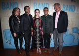 Adam Pally Photo - 30 May 2017 - Los Angeles California - Lisa Schwartz Adam Pally Zoe Lister-Jones Fred Armisen and IFCs Jonathan Sehring Premiere Of IFC Films Band Aid held at The Theatre at Ace Hotel Photo Credit F SadouAdMedia