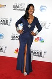 Omarosa Photo - 1 February 2013 - Los Angeles California - Omarosa Manigault-Stallworth 44th NAACP Image Awards - Arrivals held at the Shrine Auditorium Photo Credit Byron PurvisAdMedia