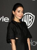Aimee Garcia Photo - 8 January 2017 - Los Angeles California - Aimee Garcia InStyle  Warner Bros Pictures Golden Globes After Party 2017 held at the Beverly Hilton Hotel Photo Credit AdMedia