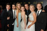 Melissa Ordway Photo - 26 April 2015 - Burbank California - Max Ehrich Melissa Ordway Hunter King Matthew Atkinson Kelli Goss Lachlan Buchanan The 42nd Annual Daytime Emmy Awards - Press Room held at Warner Bros Studios Photo Credit Byron PurvisAdMedia