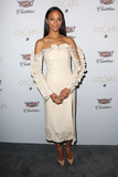 Zoe Saldana Photo - 23 February 2017 - West Hollywood California - Zoe Saldana Cadillac Celebrates the 89th Annual Academy Awards at Chateau Marmont Photo Credit AdMedia