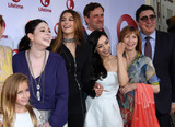 Ava Kolker Photo - 31 August 2016 - Hollywood California - Ava Kolker Michelle Trachtenberg Kaia Gerber Tom Everett Scott Aimee Garcia Kathy Baker and Alfred Molina Lifetime Hosts Sister Cities Screening held at Paramount Theatre in Hollywood Photo Credit AdMedia