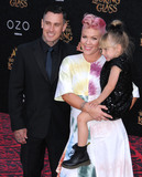 Pink (Alecia Moore) Photo - 24 May 2016 - Hollywood California - Carey Hart Pink Alecia Moore Willow Sage Hart Arrivals for the Premiere Of Disneys Alice Through The Looking Glass held at El Capitan Theater Photo Credit Birdie ThompsonAdMedia