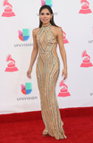 Alejandra Espinoza Photo - 17 November 2016 - Las Vegas NV - Alejandra Espinoza  2016 Latin Grammy arrivals at T-Mobile Arena  Photo Credit MJTAdMedia
