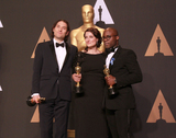 Adele Romanski Photo - 26 February 2017 - Hollywood California - Adele Romanski Jeremy Kleiner Torel Alvin McCraney 89th Annual Academy Awards presented by the Academy of Motion Picture Arts and Sciences held at Hollywood  Highland Center Photo Credit Theresa ShirriffAdMedia