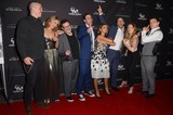 Steve Howey Photo - 21 April 2015 - Hollywood California - Steve Howey Jamie Wonzy Brent A Tarnol Jarret Tarnol Sarah Hyland Bret Harrison Emma Bell Alex Frost Arrivals for the Los Angeles premiere of See You in Valhalla held at ArcLight Theaters Photo Credit Birdie ThompsonAdMedia