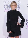 Emily Wickersham Photo - 18 January 2017 - Los Angeles California - Emily Wickersham 2017 Peoples Choice Awards held at the Microsoft Theater Photo Credit Birdie ThompsonAdMedia