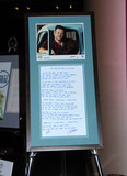 Auction Items Photo - 29 February 2016 - Nashville Tennessee - Auction Items Blake Shelton TJ Martell Foundation 8th Annual Nashville Honors Gala held at the Omni Hotel Photo Credit Laura FarrAdMedia