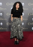 Aisha Dee Photo - 01 March 2015 - Los Angeles California - Aisha Dee Cinderella World Premiere held at the El Capitan Theatre Photo Credit F SadouAdMedia