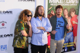 Anders Holm Photo - 29 June 2016 - Hollywood Blake Anderson Kyle Newacheck Anders Holm Arrivals for the Premiere Of 20th Century Foxs Mike And Dave Need Wedding Dates held at Cinerama Dome at ArcLight Hollywood Photo Credit Birdie ThompsonAdMedia