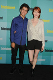 Aramis Knight Photo - 11 July 2015 - San Diego California - Aramis Knight Emily Beecham Entertainment Weekly 2015 Comic-Con Celebration held at Float at the Hard Rock Hotel Photo Credit Byron PurvisAdMedia